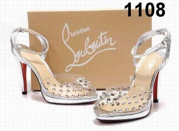 soldes chaussures louboutin 2011
