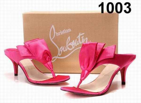chaussure louboutin basket femme pas cher