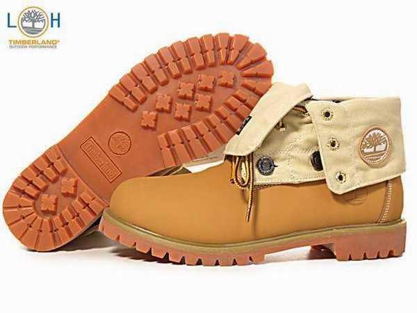 chaussures timberland versailles