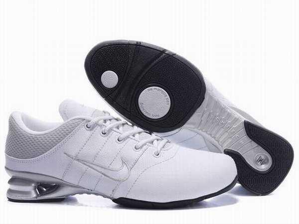 Nike Shox Rivalry Noir Et Or